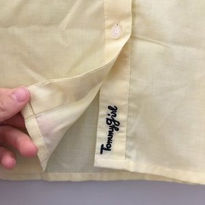 Tommy Hilfiger Shirts & Tops - Tommy Hilfiger for Girls Yellow Button Down